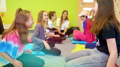 Zajęcia językowe dla dzieci w wieku szkolnym